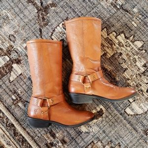 Frye Phillip Harness Riding Boots